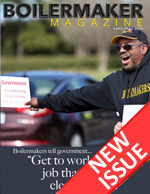 Boilermaker Magazine | APRIL/MAY 2013