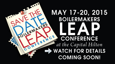 Save the Date - LEAP 2014