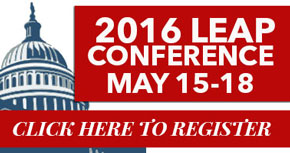Register for the 2016 LEAP Conference