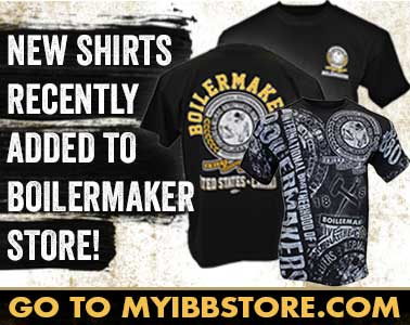 Boilermaker Store - New Shirts