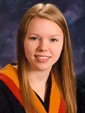 Andrea Nicole Hennessey, daughter of Local 580 (Middle Sackville, Nova Scotia) member Kenny Hennessey