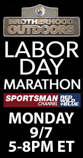 Labor Day Marathon - Brotherhood Outdoors