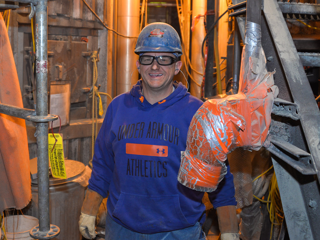 L-83 Boilermakers shine on Jeffrey Energy Center outages | International Brotherhood of Boilermakers