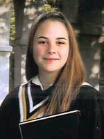 Kennedy Hewitt, daughter of Local 128 (Toronto) member Mark Hewitt