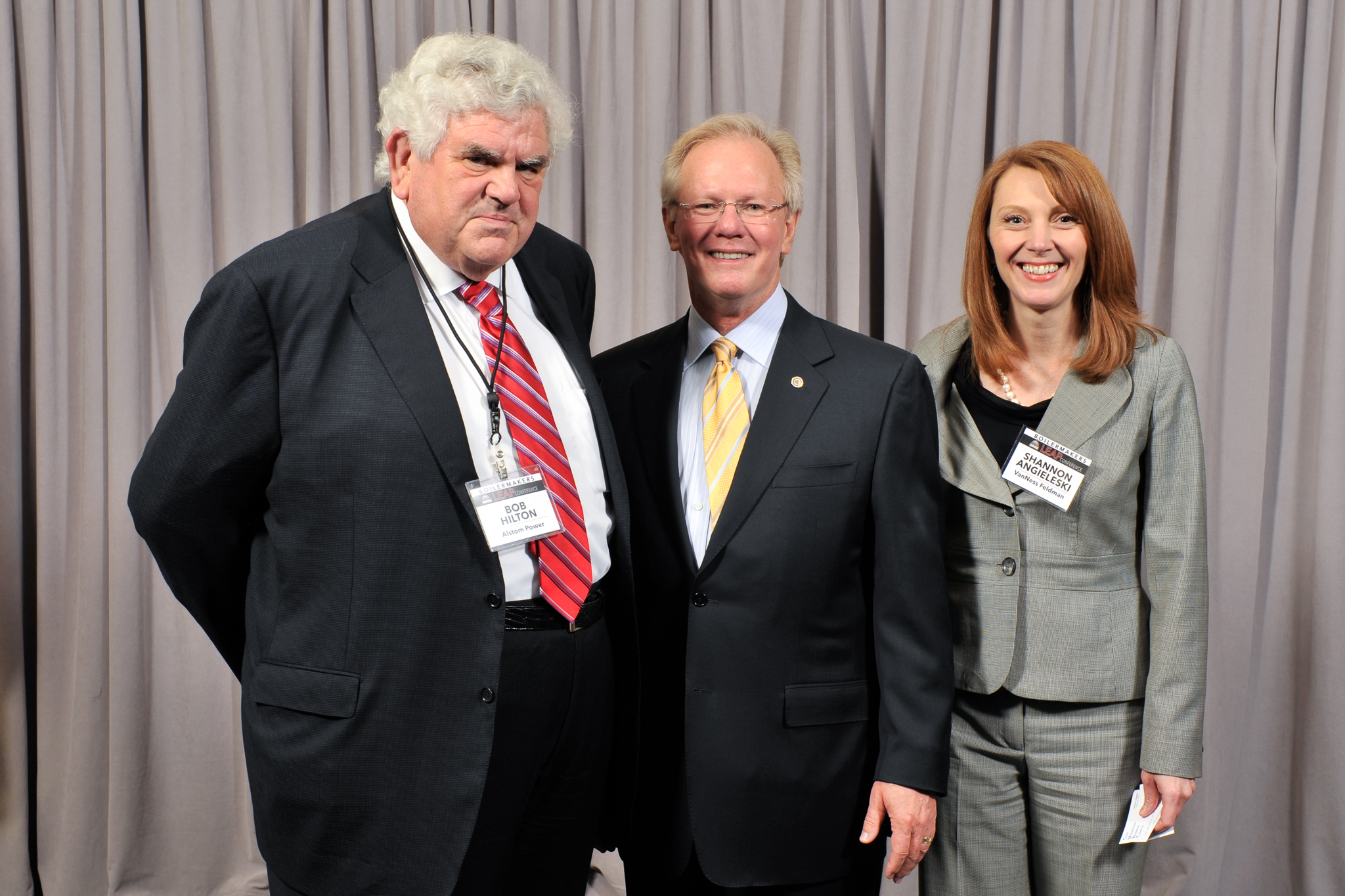 Congressional reception draws large crowd | International Brotherhood of Boilermakers