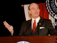 Rep. Thaddeus McCotter (R-11th MI) says labor must play key role in restoring manufacturing base.