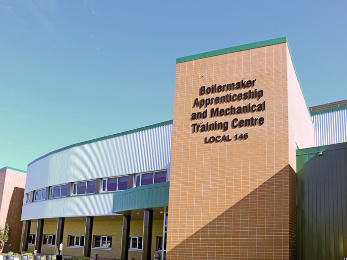 $20 Oil Change >> L-146 cuts ribbon on $20 million training center | International Brotherhood of Boilermakers