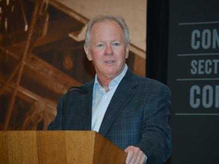 IP Newton Jones anuncia la jubilación de IVP Haggerty, elección de Fultz.