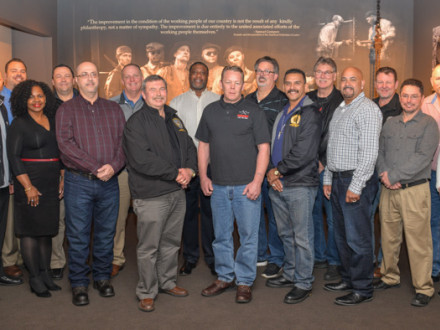 Representantes internacionales asisten a entrenamiento en Kansas City