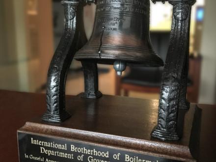 El premio Liberty Bell conmemora el aniversario de oro de LEAP
