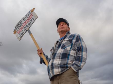 Randy Tocci, presidente del L-D239 es el nuevo presidente de la AFL-CIO de Montana