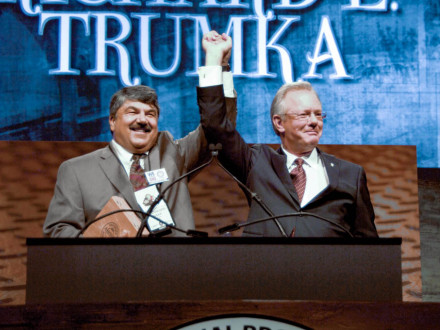Recordando a Rich Trumka