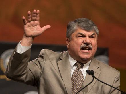 RICHARD TRUMKA, Presidente de la AFL-CIO