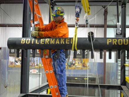 IBB llama a los Boilermakers a actuar para que apoyen la Ley PRO