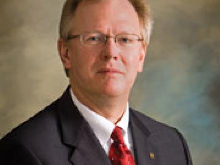 Newton B. Jones, Presidente Internacional
