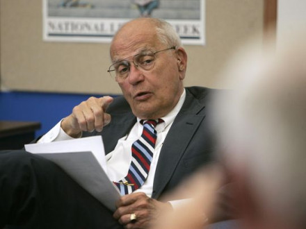 John Dingell (Fotografía del archivo de Detroit News)
