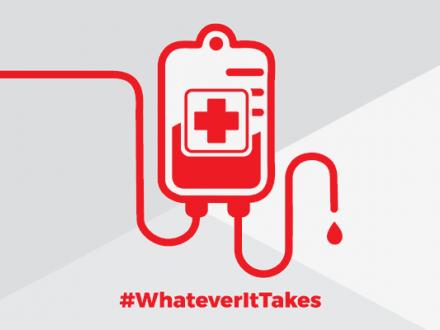 Atención: Cruz Roja necesita instalaciones de donación y donaciones
