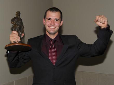L-169's Blaine Coulter is named top U.S. graduate apprentice.