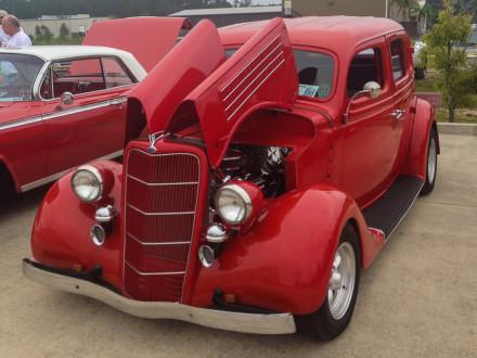 Allen Malley's 1935 Ford