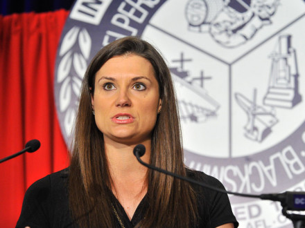 Krystal Ball, MSNBC co-anchor and political writer
