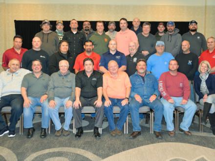 MOST holds OSHA 'train the trainer' classes