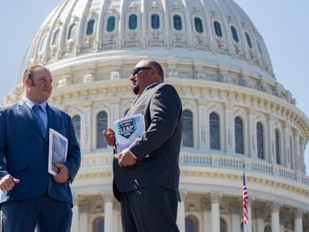 Boilermaker voices shape legislation through LEAP