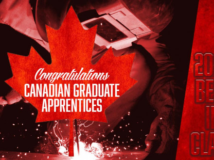 Top Canadian apprentices honored