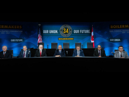 Virtual 34th Consolidated Convention convenes, Proven Leadership Team elected to another term