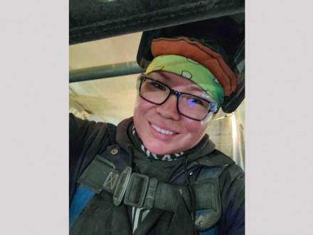 Cristina Redbear, L-83 apprentice