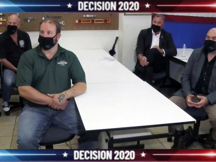 PA Boilermakers talk about the 2020 elections dilemma