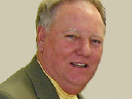 George Rogers retires as International vice president of the Central Section.