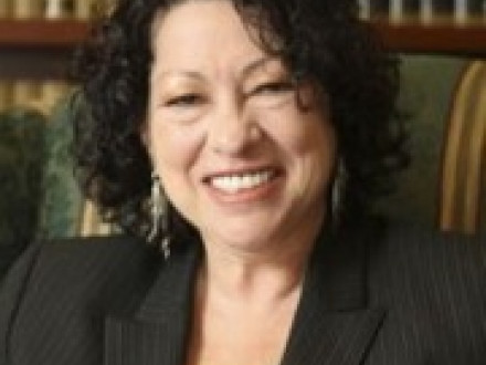 Judge Sonia Sotomayor (official White House photo)