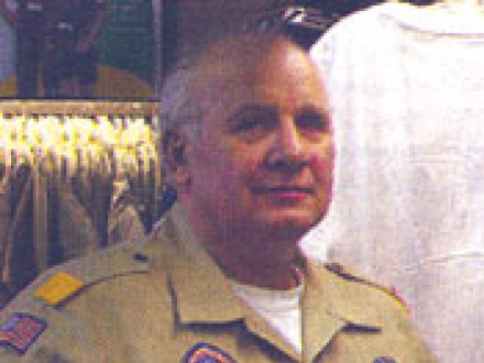 Local 374 retiree John Beebe has devoted his life to helping youth through the Boy Scouts Association.