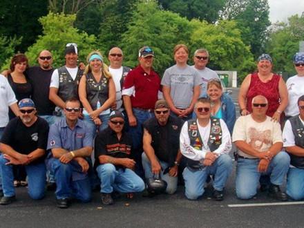 Toledo Local 85 members participate in bike ride to raise money for kids with disabilities.