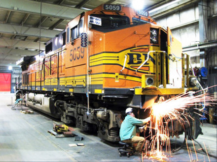 Boilermakers joins rail union bargaining coalition