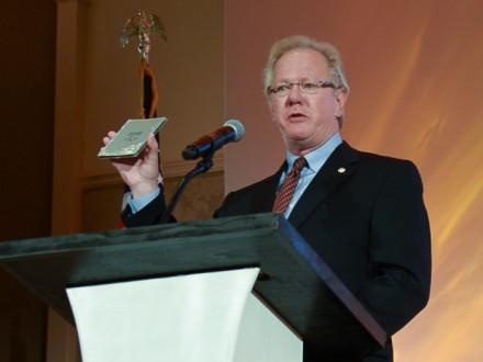 IP Newton B. Jones introduces the Boilermaker Code program.