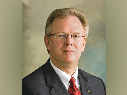 Newton B. Jones, International President