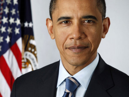 President Barack Obama<br /><em>Official White House Photo</em>