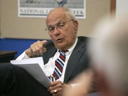 John Dingell (Photo: Detroit News file photo)