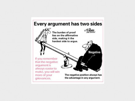 Arguing a Grievance Is Like Arguing a Court Case