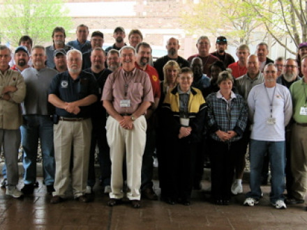 Over 30 representatives of 13 lodges participate in the MBIC-TVIC joint training.