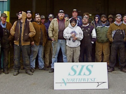 Local 104 signs first contract at SIS Northwest following a 14-month organizing drive.