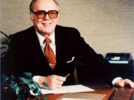 President Emeritus Charles W. Jones 1923-2010