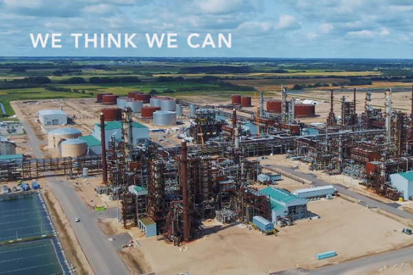 Video message from North West Refining Chairman & CEO MacGregor: Thank you