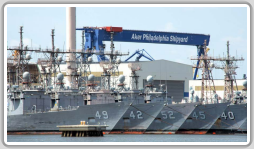 Philly Shipyard wins U.S. Dept. of Transportation contract