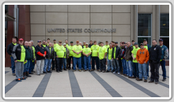 In 2015, an administrative law judge appointed by the National Labor Relations Board ruled that Terex had threatened pro-union assembly unit employees with plant closure, termination and unspecified retaliation; and engaged in coercive interrogation, among other egregious violations.