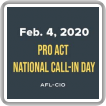 Urge your Member of Congress to Pass the Pro Act (H.R. 2474)