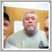 Miembros del comité de negociación del L-159. De izquierda a derecha, Tim Ehrhart, Ken Chamberlain y Carl Zielinski.