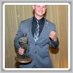Branden Dormire, ganador del Premio Nacional de Aprendizaje Sobresaliente 2017