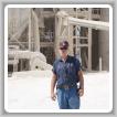 "Richard ""Pete"" Petersen se jubiló recientemente después de 50 años en Linwood Mining & Materials Corp. cerca de Davenport, Iowa."